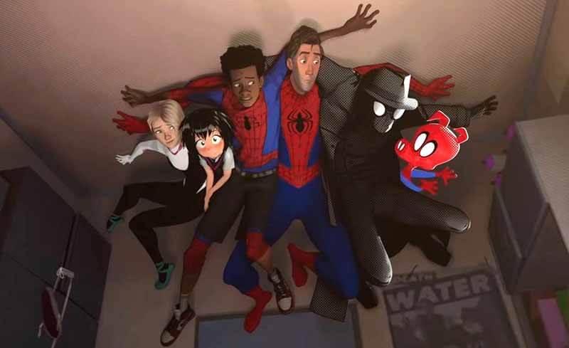 Будет ли выход мультфильм Человек-паук: Через вселенные 2