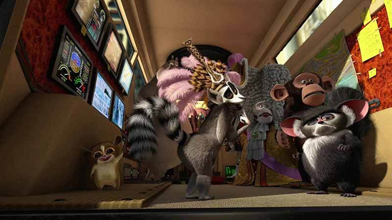 Будет ли выход мультфильм Мадагаскар 4
