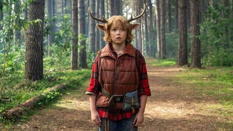 Дата выхода всех серий в России Мальчик с оленьими рогами 2 сезон 2022