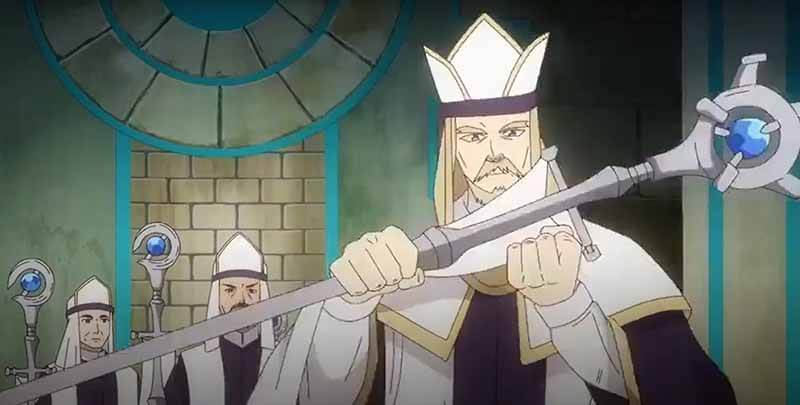 Когда точно выйдет аниме Герой-рационал перестраивает королевство