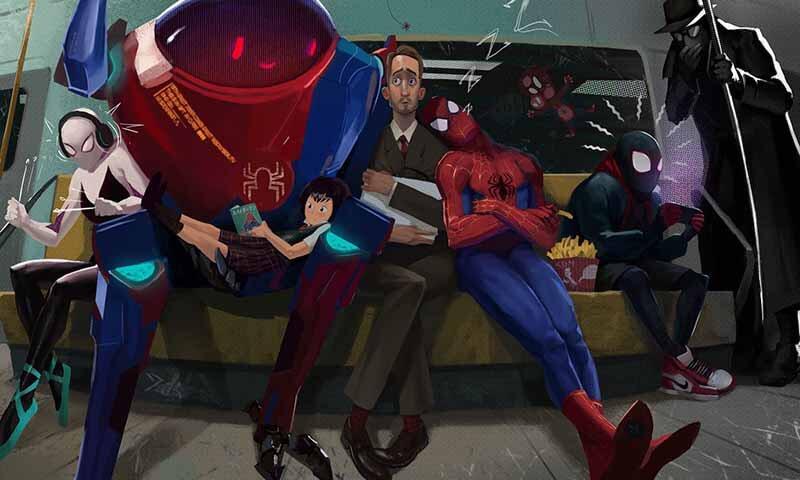 Когда точно выйдет мультфильм Человек-паук: Через вселенные 2
