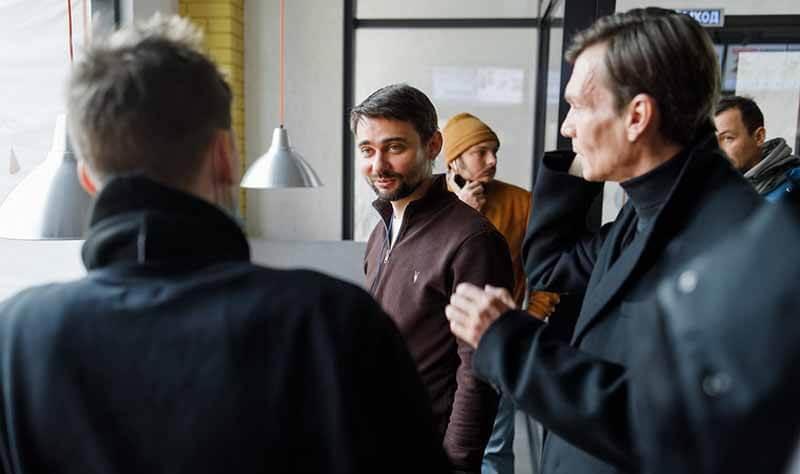 Дата выхода серий в России 1 сезона сериала Контейнер