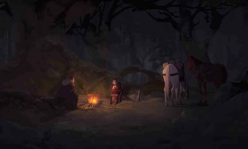 Дата выхода в России Ведьмак: Кошмар Волка 2021