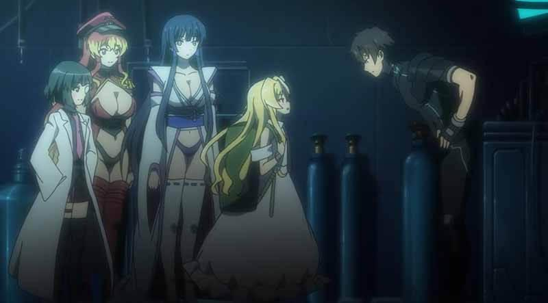 Когда точно выйдет аниме Комбатанты будут высланы 2 сезон