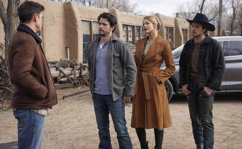 Будет ли выход сериала Розуэлл, Нью-Мексико 4 сезон