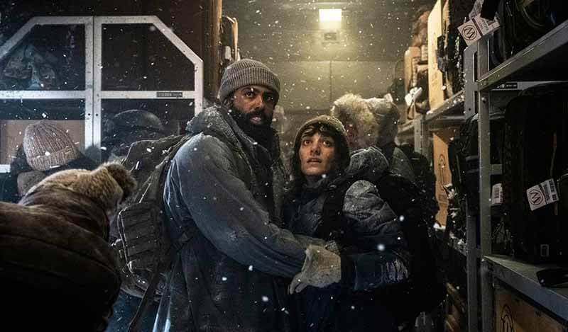 Будет ли выход сериала Сквозь снег 4 сезон