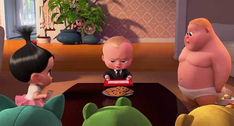 Когда точно выйдет мультфильм Босс-молокосос 3