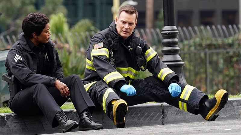 Будет ли выход сериал 911 служба спасения 6 сезон