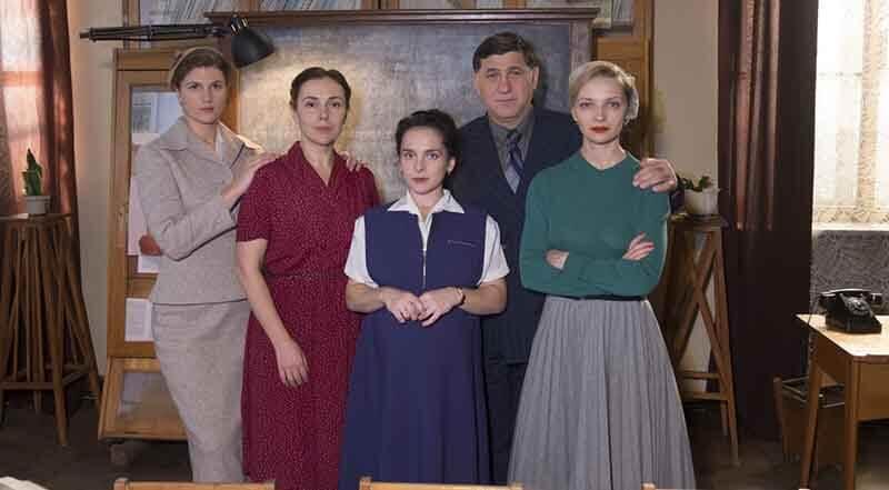 Дата выхода всех серий на Первом канале Шифр 4 сезон 2022