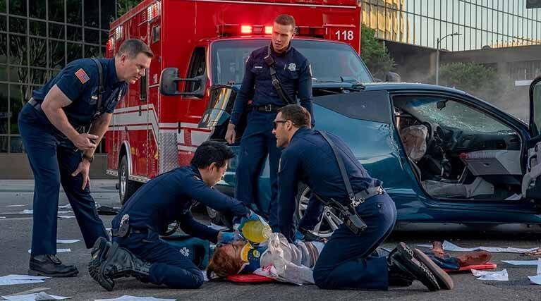 Дата выхода всех серий в России 6 сезона 911 служба спасения