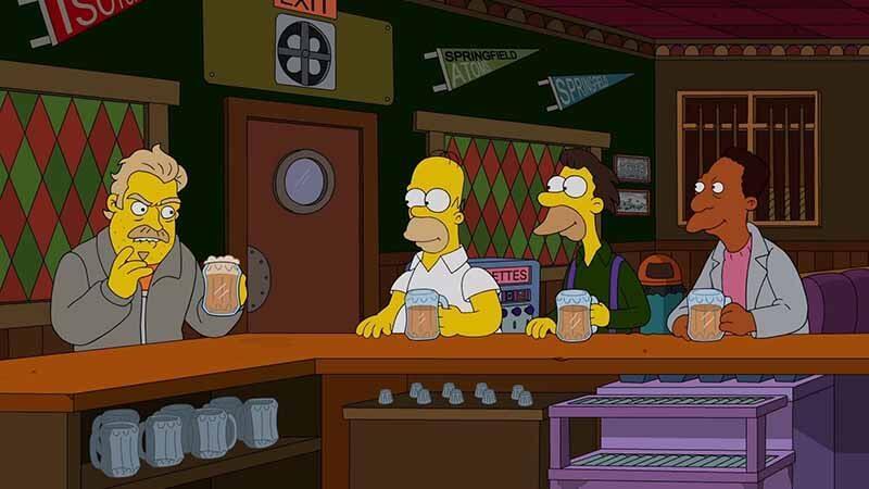 Будет ли показ мультсериала Симпсоны 34 сезон