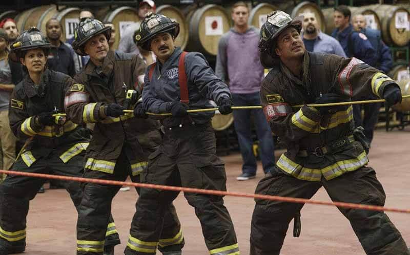 Будет ли показ сериала Пожарные Чикаго 11 сезон