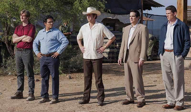 Дата выхода новых серий в России 4 сезона Нарко: Мексика