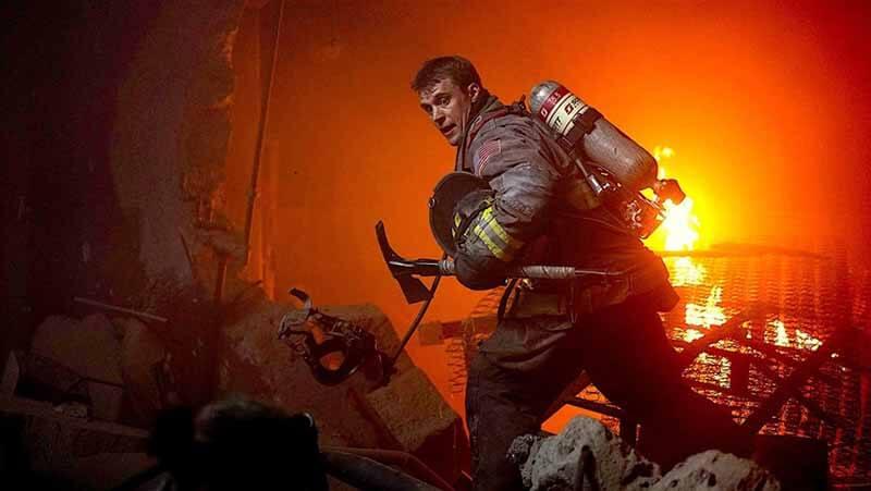 Дата выхода всех серий в России 11 сезона Пожарные Чикаго