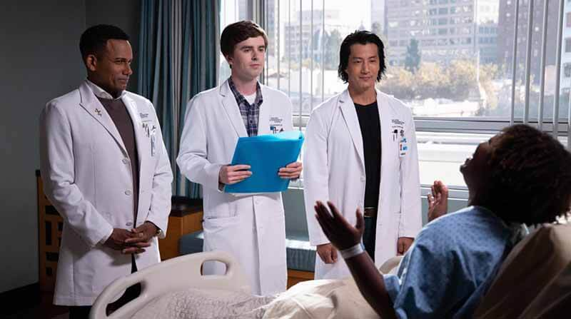 Дата выхода всех серий в России 6 сезона Хороший доктор