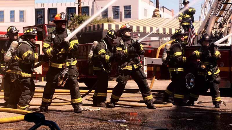 Дата выхода всех серий в России 6 сезона Пожарная часть 19