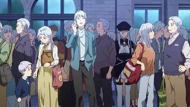 Когда выйдет в 2022 аниме 86/Восемьдесят шесть 3 сезон